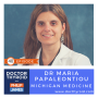 Artwork for 40: New Research Reveals Thyroid Surgery Errors 5x More Frequent Than Reported with Dr. Maria Papaleontiou from Michigan Medicine
