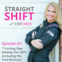 Artwork for The Straight Shift, #67:  7 Exciting New Vehicles For 2021 (including the return of the Ford Bronco!)