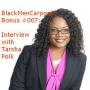 Artwork for Re-Air: Blackmencarpool| Interview With Tarsha Polk, The Marketing Lady