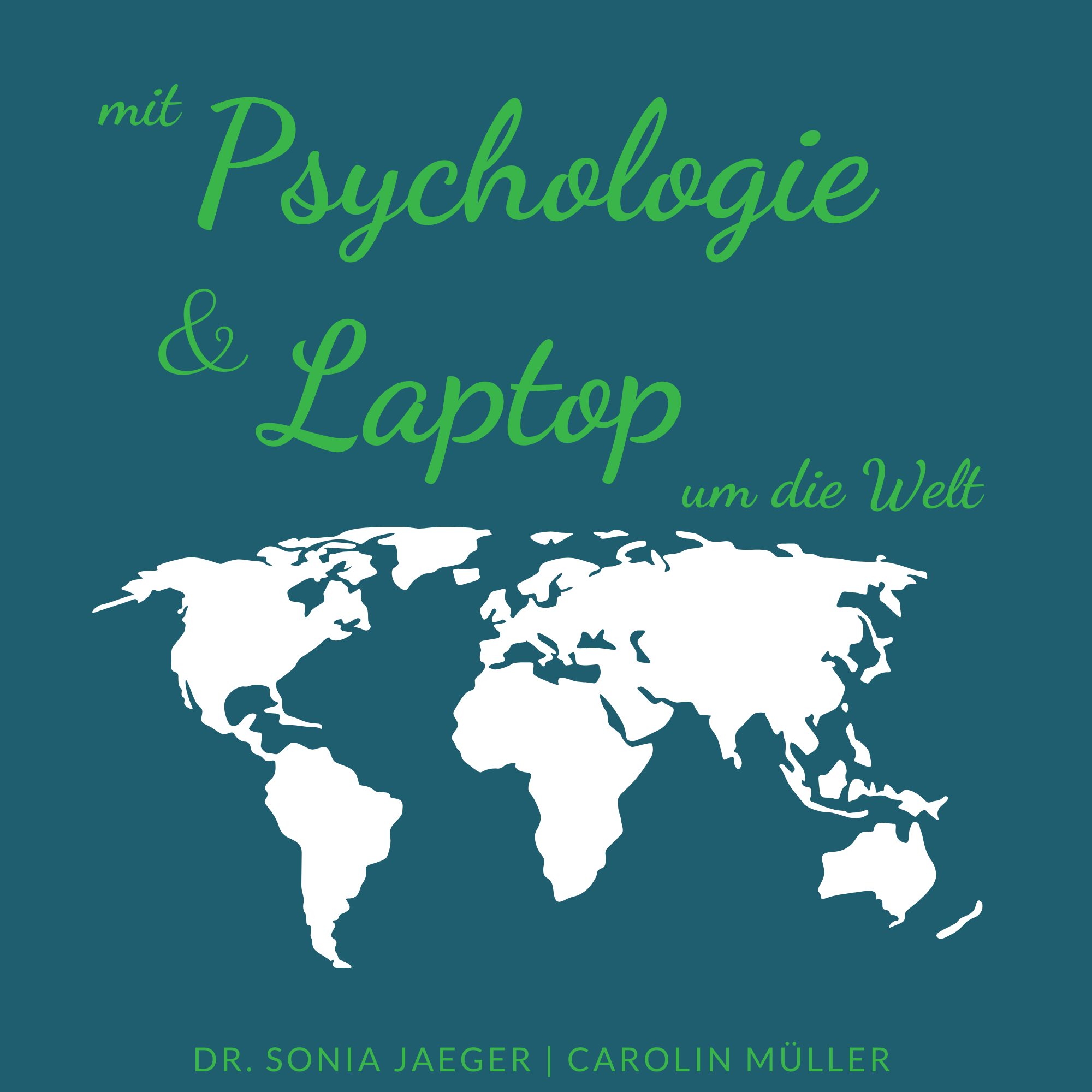 Mit Psychologie und Laptop um die Welt show art