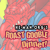 Episode 060 - He-Man.org's Roast Gooble Dinner