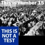 Artwork for The 10th Annual Podcast Awards – THIS IS NOT A TEST #15