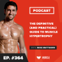 Artwork for The Definitive (and Practical) Guide to Muscle Hypertrophy