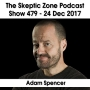 Artwork for The Skeptic Zone #479 - 24.Dec.2017