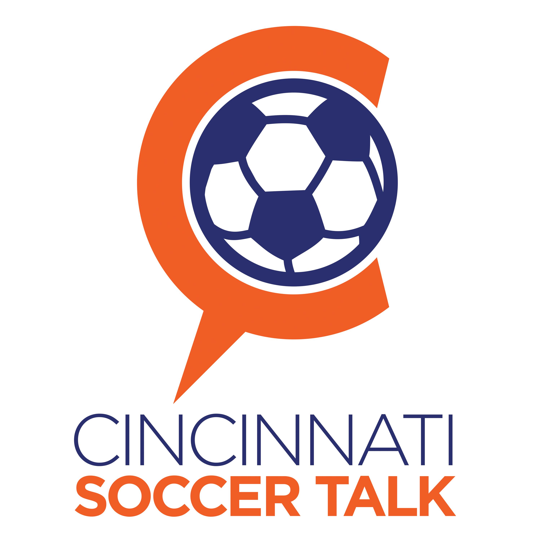 Cincinnati Soccer Talk show art