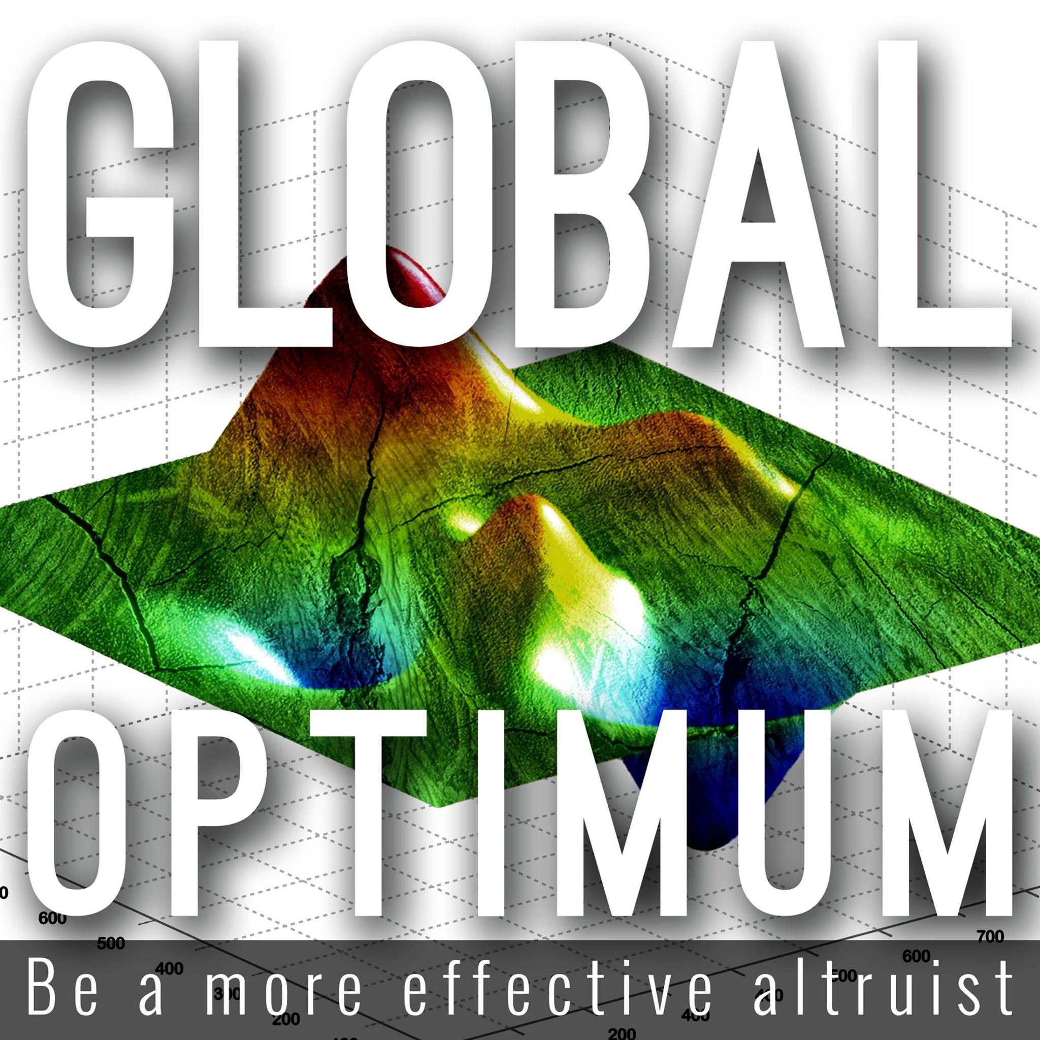 Global Optimum show art