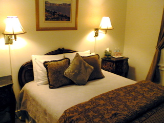 Memories of SanFran - Washington Square Inn Bedroom