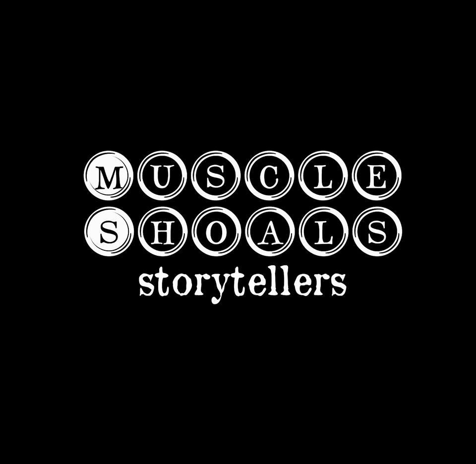 Muscle Shoals Storytellers show art
