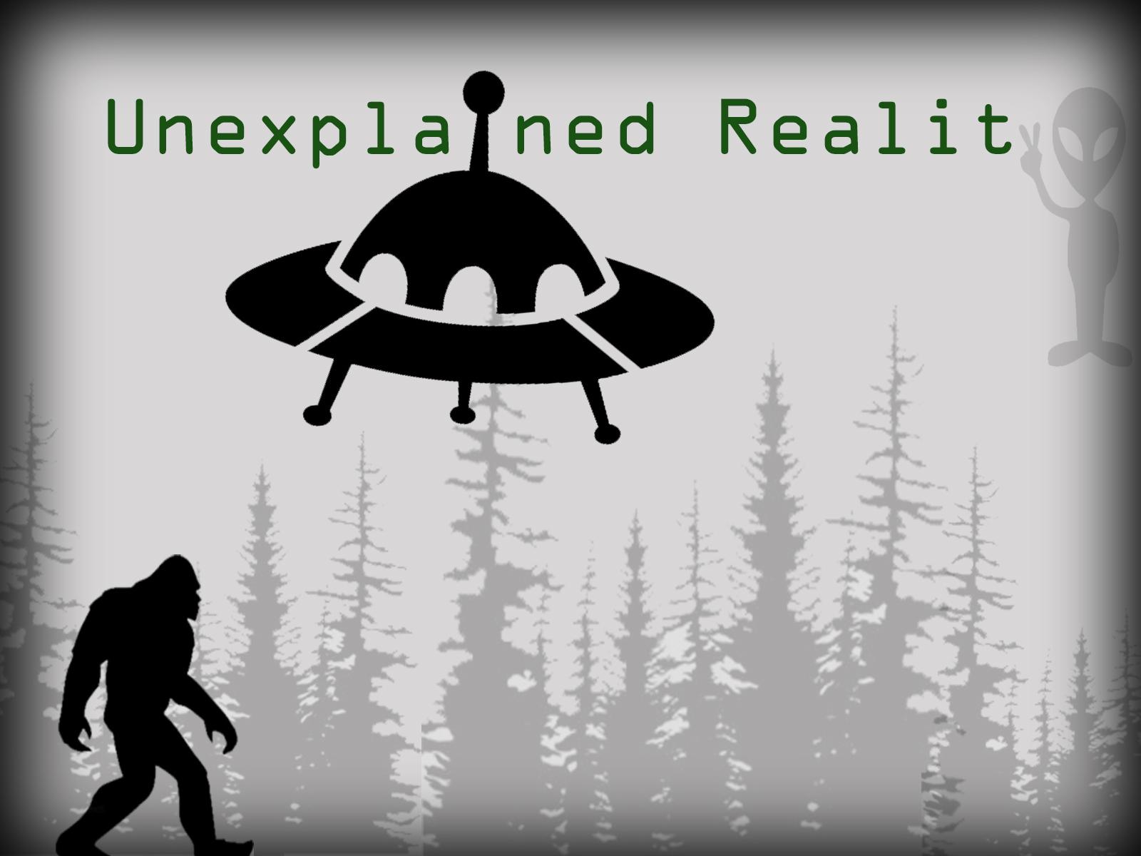 Unexplained Reality show art