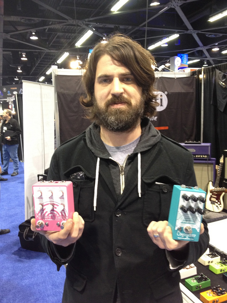EP153: Jamie Stillman/ Owner of EarthQuaker Devices