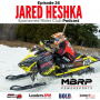 Artwork for #26 - Jared Heshka of MBRP and snocross talks what he looks for in a brand ambassador, what Larry Enticer is doing right, and the truth about social media in sponsorhip