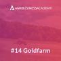 Artwork for #14 Goldfarm
