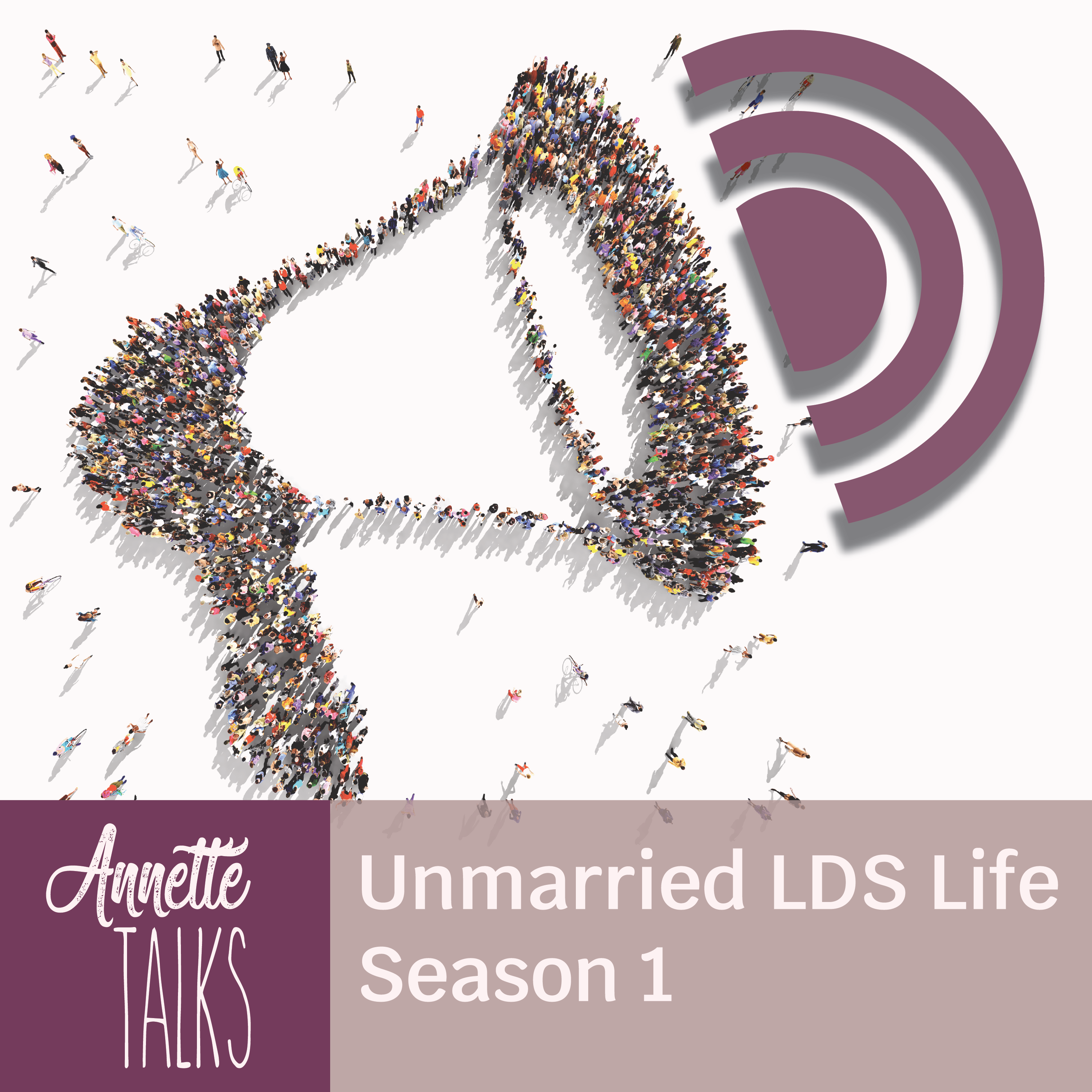 LDS Unmarried Life show art
