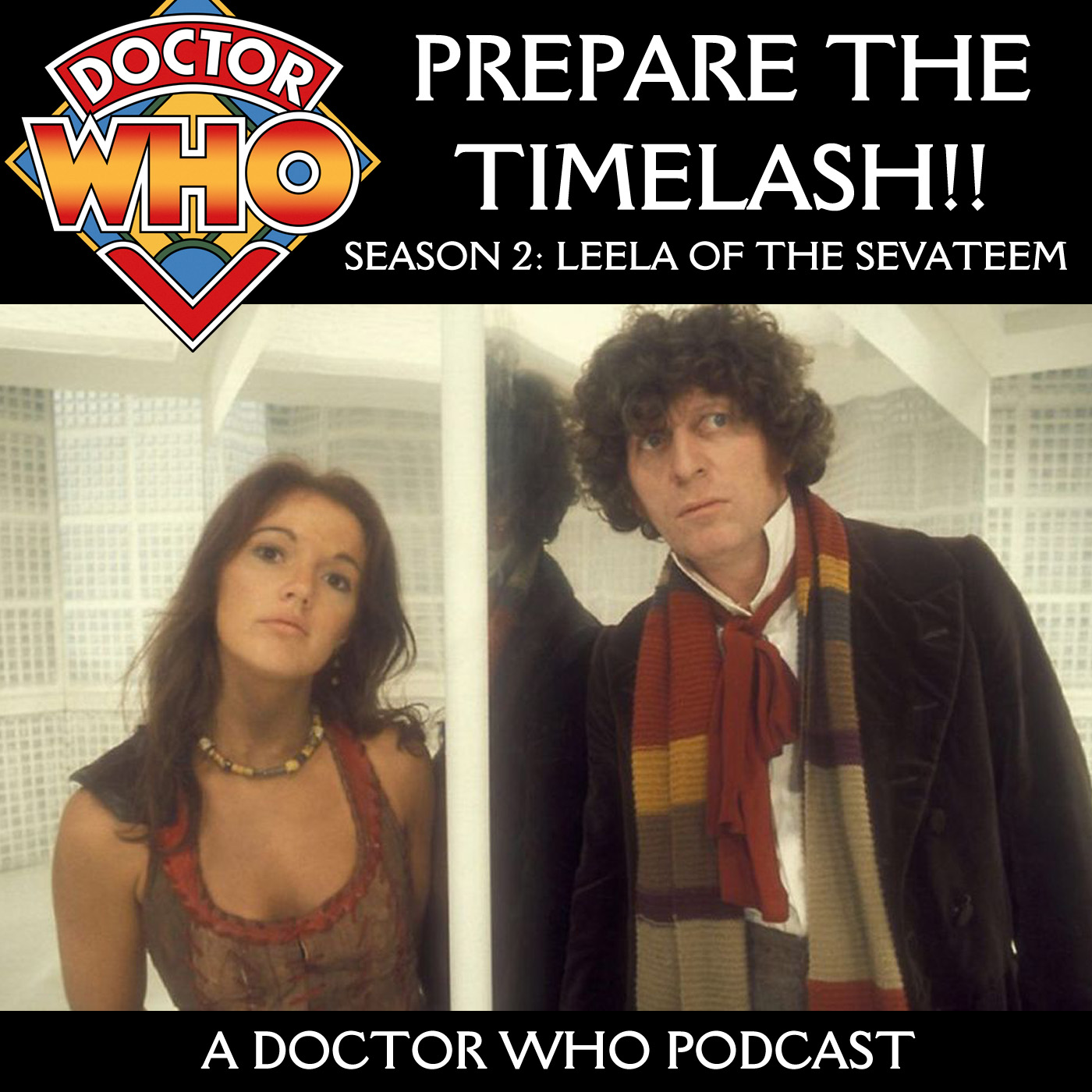 Doctor Who: Prepare the Timelash!! show art