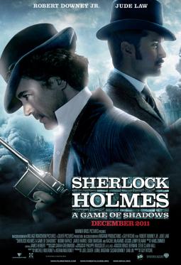 ProgNeg #5 Sherlock Holmes: A Game of Shadows