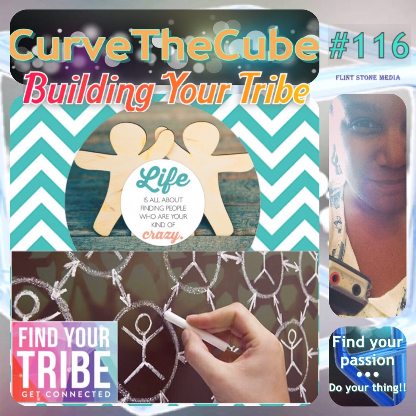 Curve the Cube Podcast - Finding Your Tribe