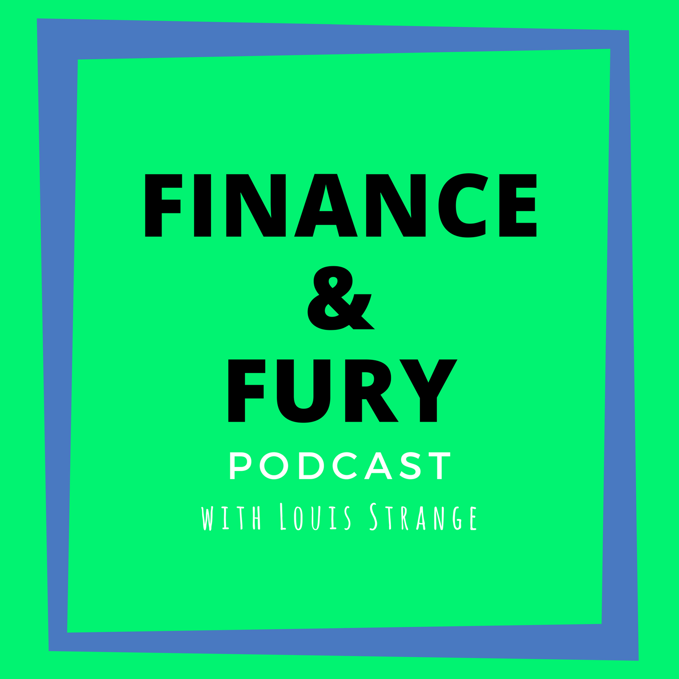 Finance & Fury show art