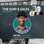Artwork for Surf and Sales S1E146 - Being the Only with Kevin KD Dorsey