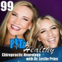 Artwork for Chiropractic Neurology with Dr. Leslie Prins - Podcast 99 of FITz & Healthy