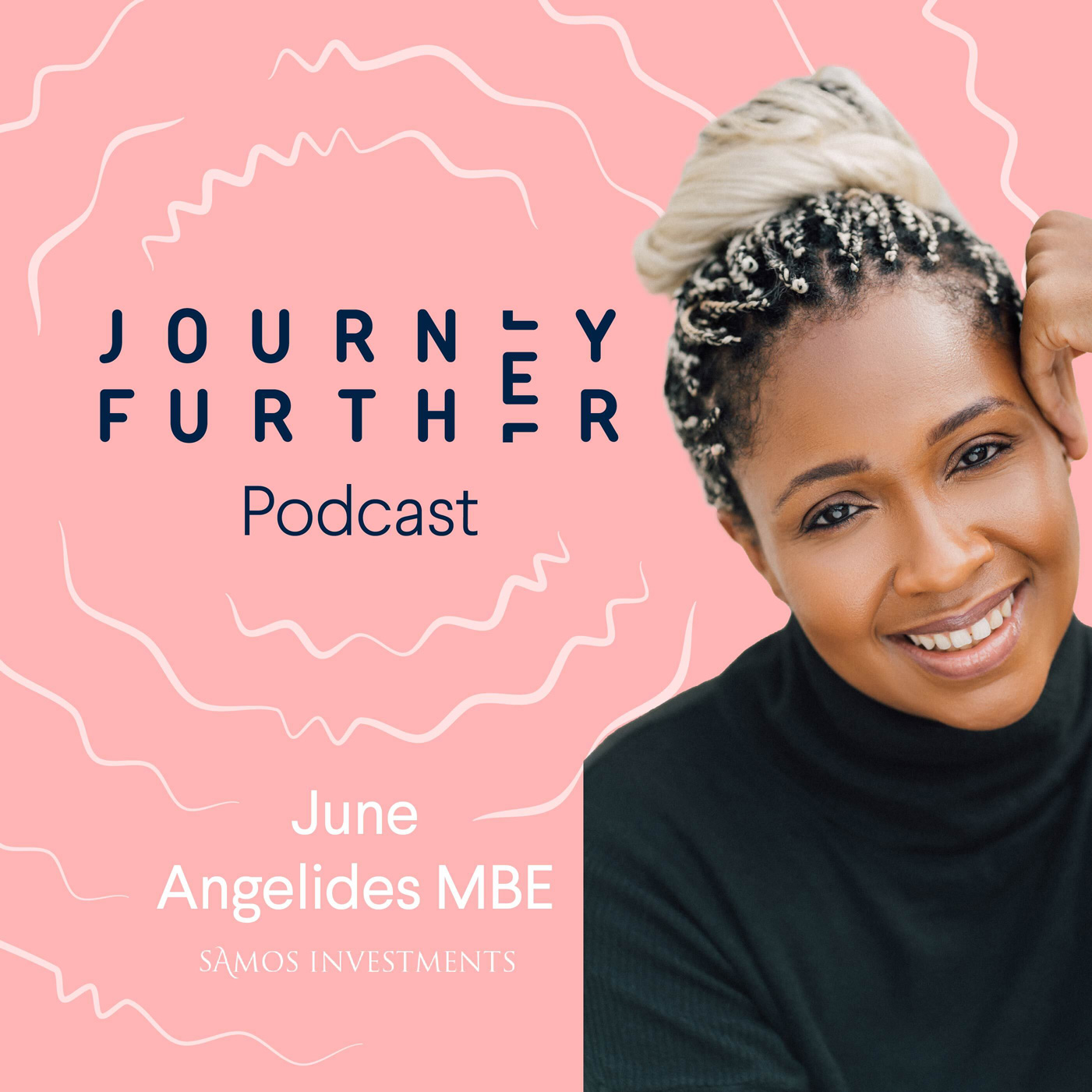 Levelling The Playing Field of Venture Capital with June Angelides MBE (Samos Investments)