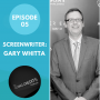 Artwork for Episode 05 - Gary Whitta (Screenwriter)
