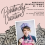 Artwork for 059 - Positively Creative Summit pt. 1 of 4 - Kat Gordon of Muddy's Bake Shop on Visioning