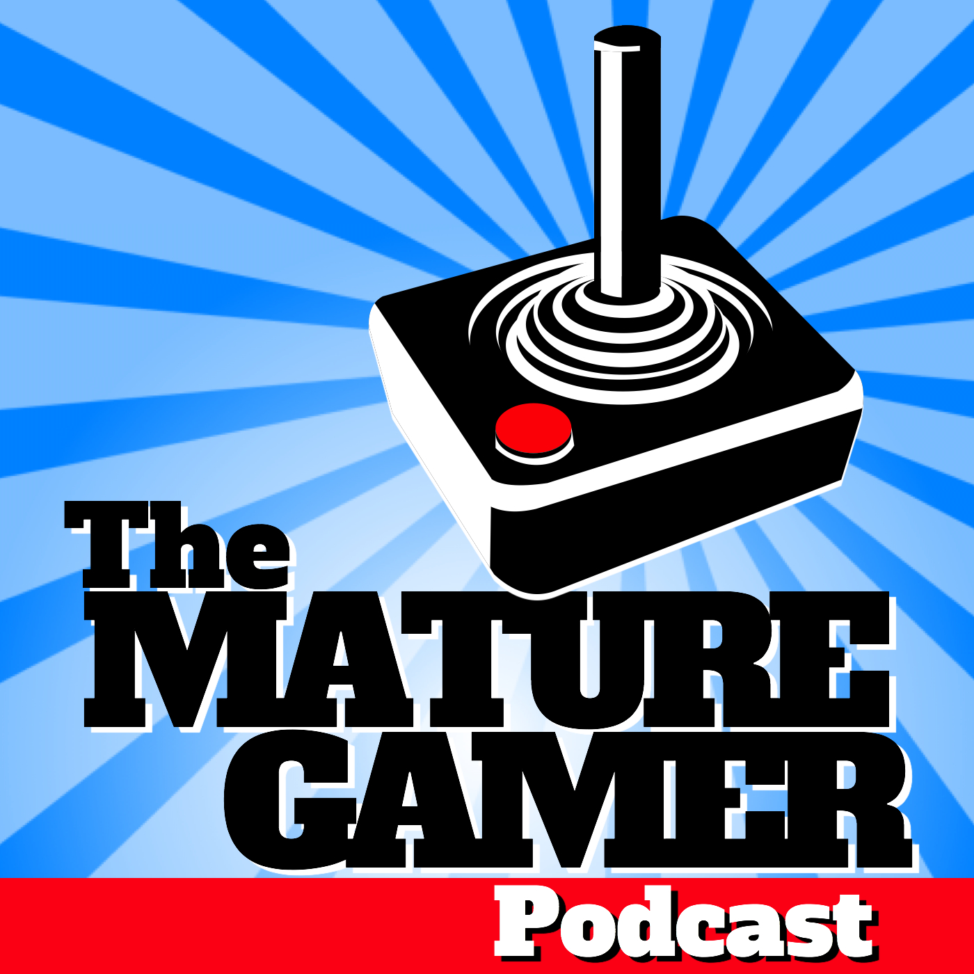 The Mature Gamer Podcast show image