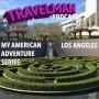 Artwork for MY AMERICAN ADVENTURE SERIES: LOS ANGELES