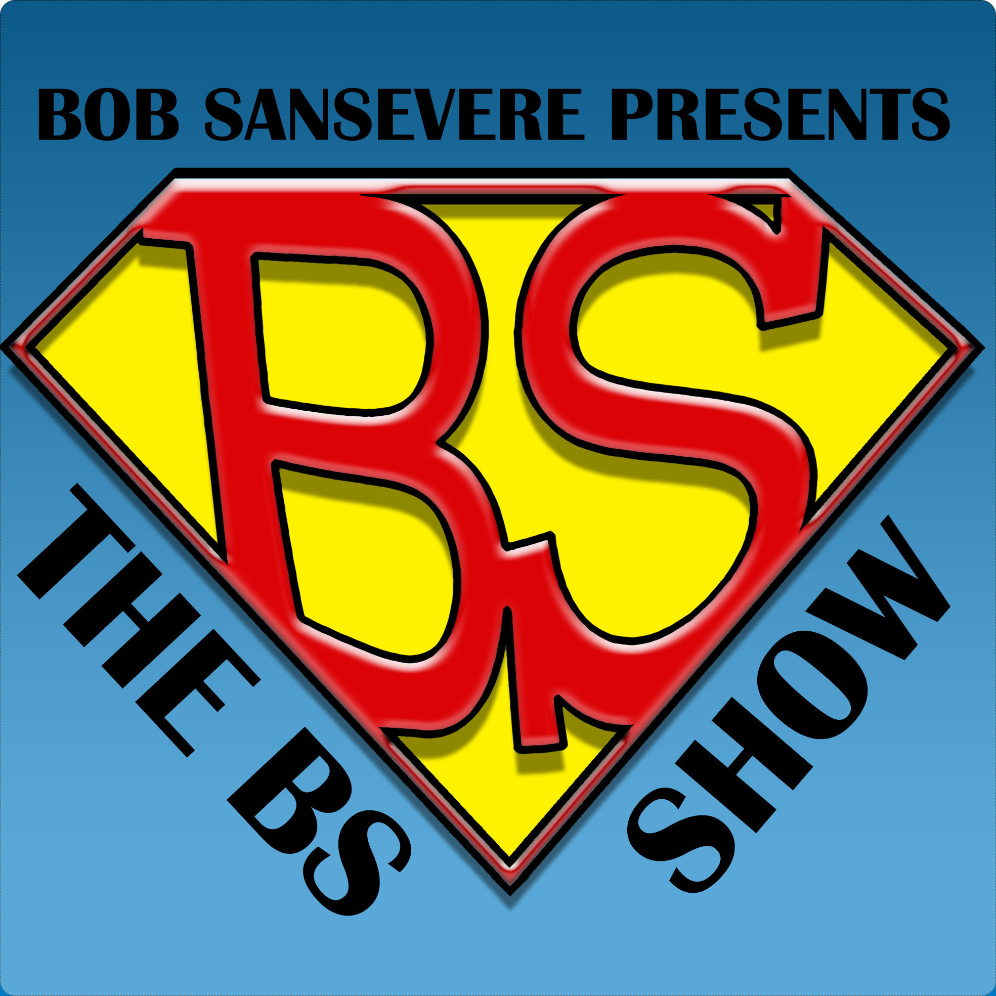 The BS Show show art