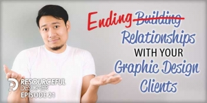 Ending Relationships With Your Graphic Design Clients - RD021
