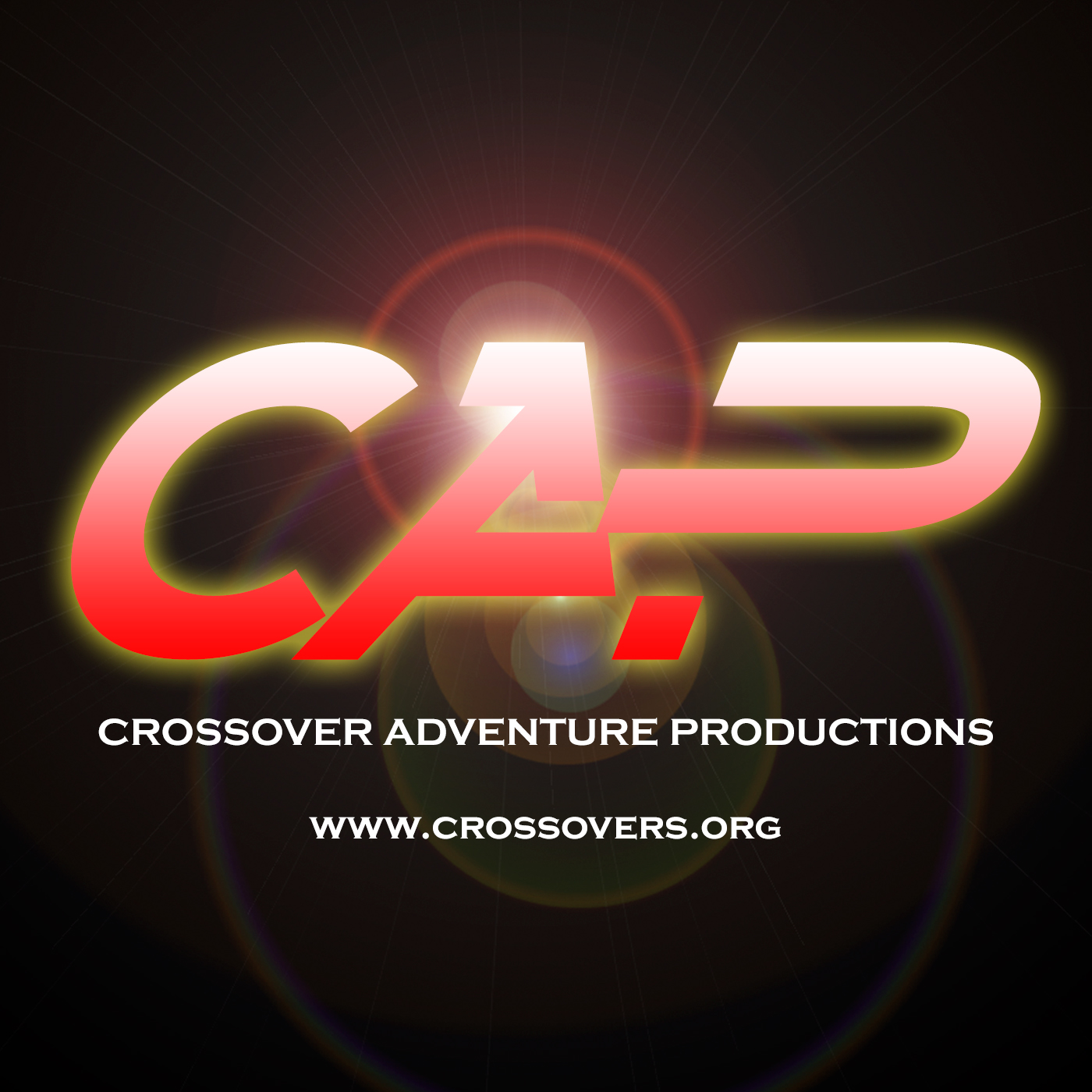 Crossover Adventure Productions show art