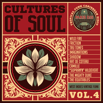 Cultures Of Soul - West Indies Vintage Funk Vol.4