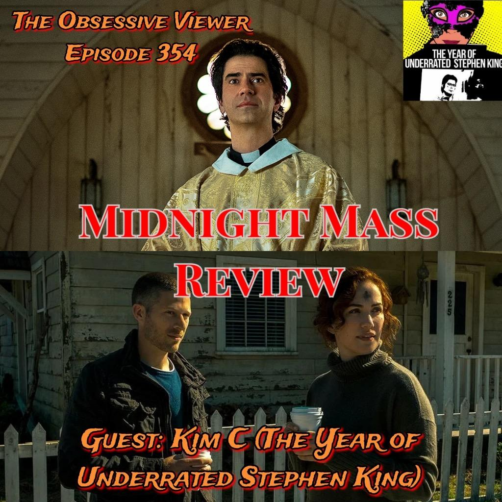 OV354 - Midnight Mass - Guest: Kim C. (The Year of Underrated Stephen King Podcast) show art
