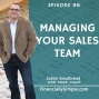 Artwork for Managing Your Sales Team