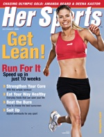 Dr Fitness and the Fat Guy Interview Kristin Harrison From Her Sports & Fitness Magazine