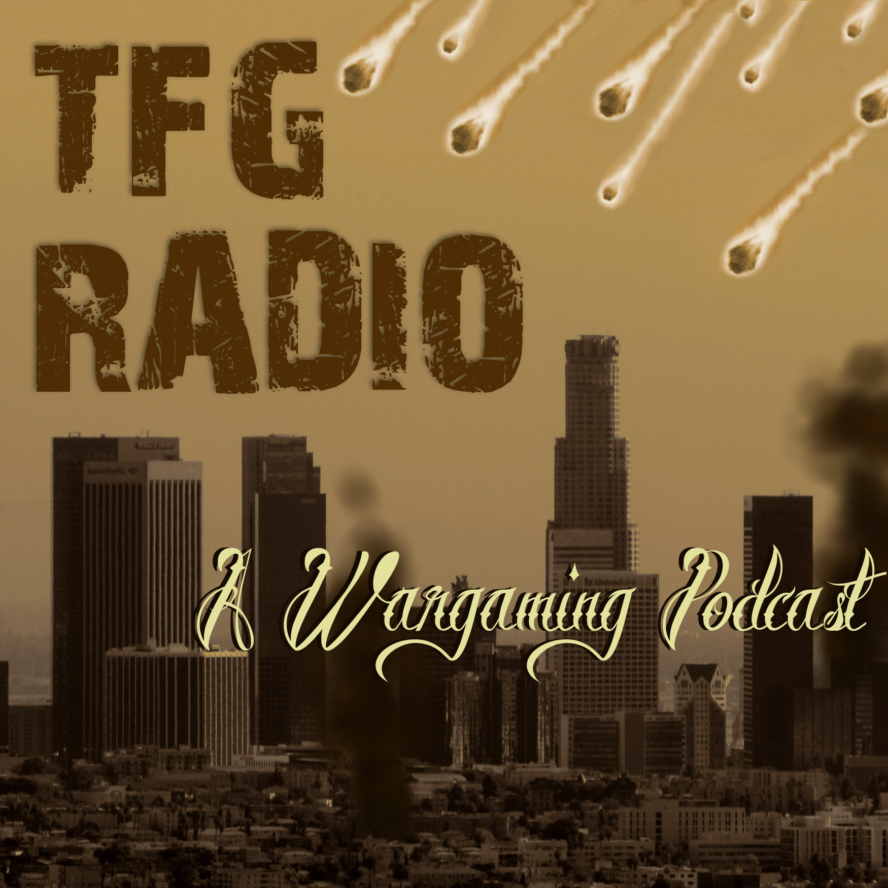 Artwork for TFG Radio Episode 13