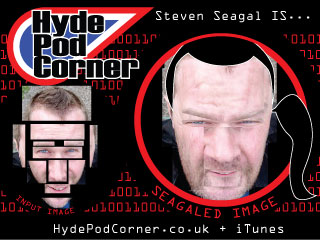 Hyde Pod Corner #49 - Steven Seagal IS...