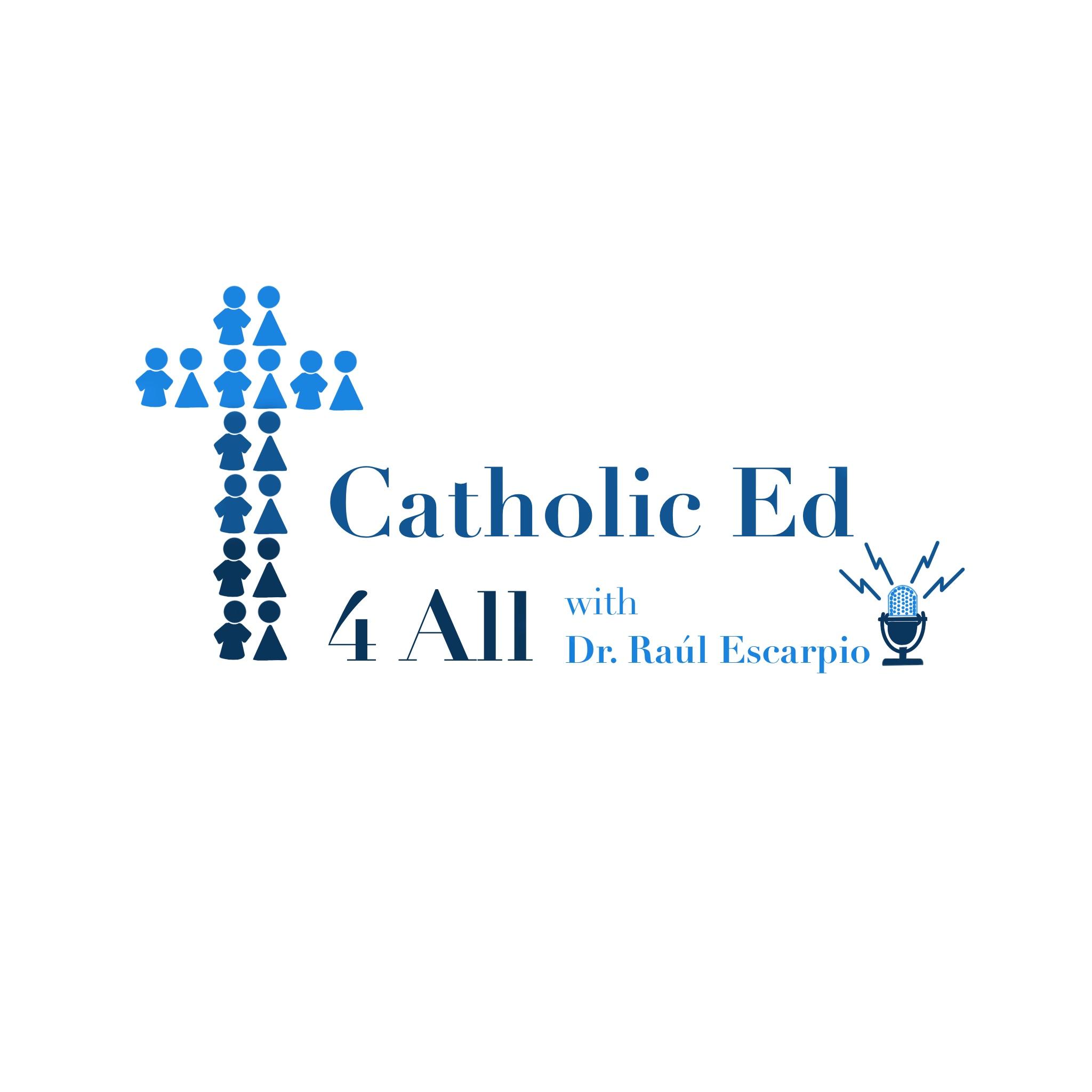 Catholic Ed 4 All show art