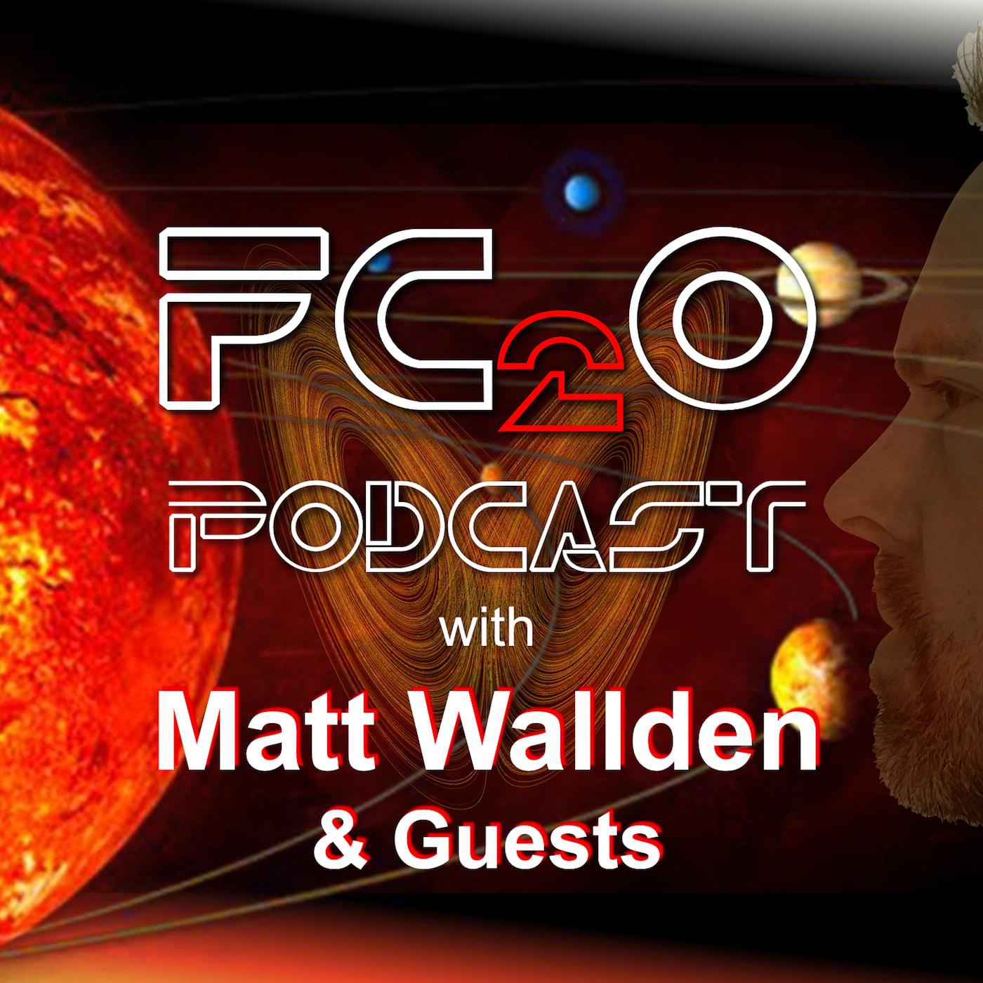 FC2O podcast show art