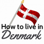 Artwork for Books about Denmark from the second hand store