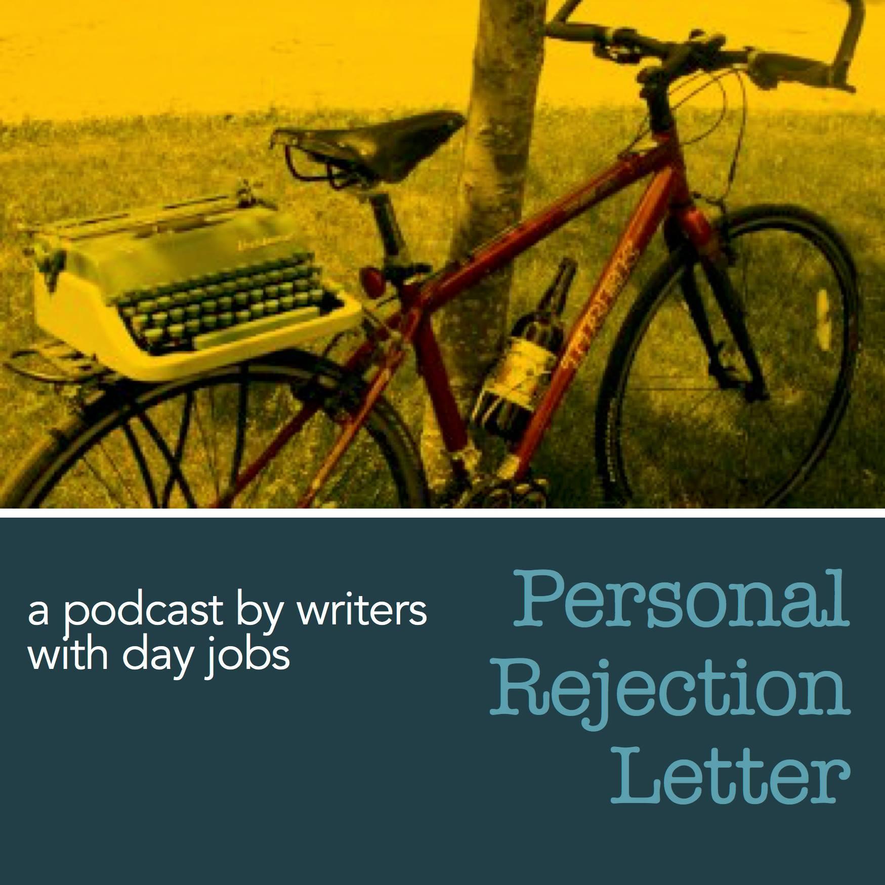 Personal Rejection Letter show art