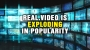 Artwork for REAL.video is EXPLODING in popularity!