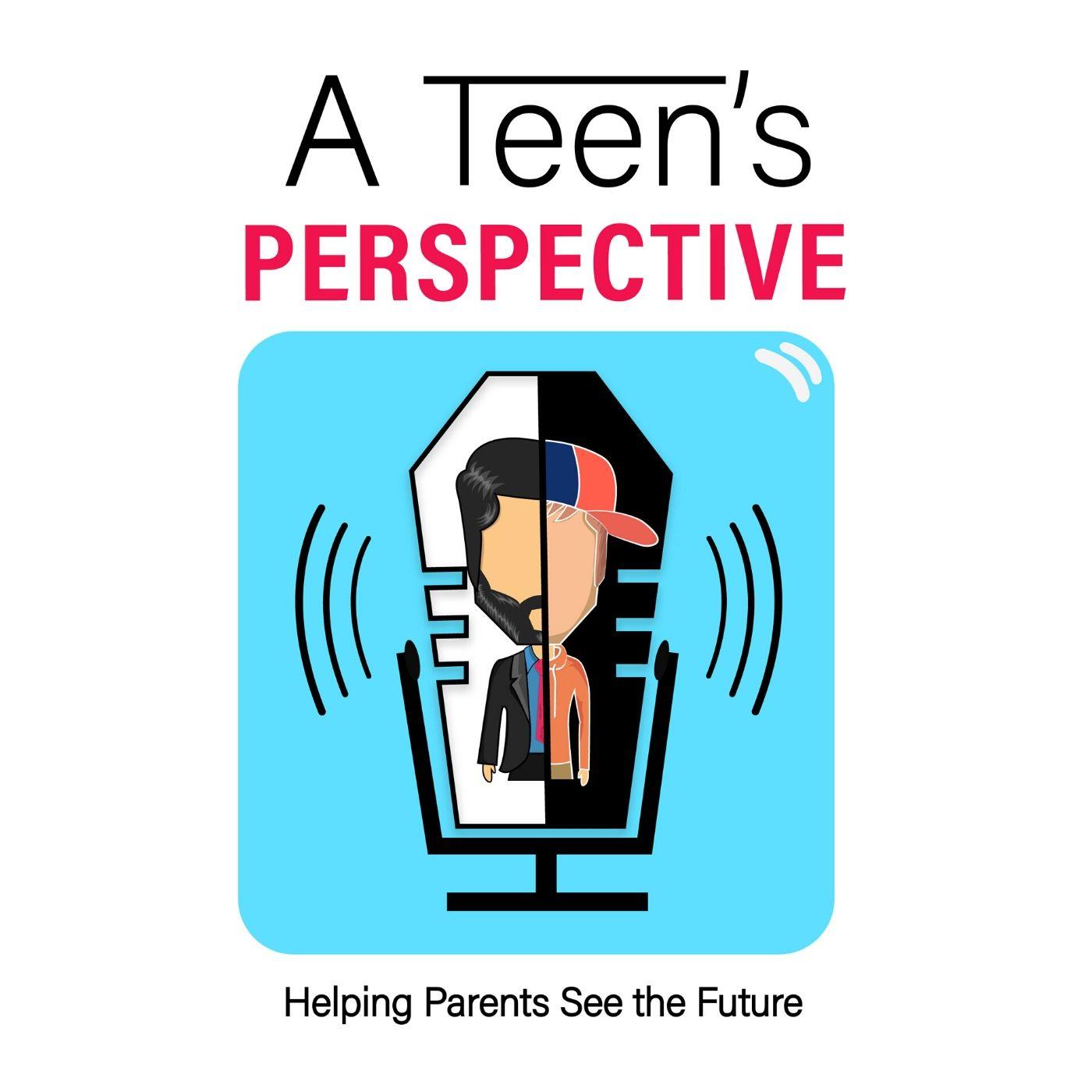 A Teen's Perspective show art