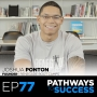 Artwork for 77: Developing the Mind to Transform the Body - Joshua Ponton - Founder of Renegade Boot Camps