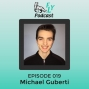 Artwork for EP019 - How to leverage visibility on Social Media with Michael Guberti