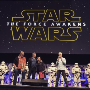 71.1 Star Wars: The Force Awakens Panel