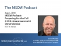 Artwork for   MSDW Podcast: Preparing for the Microsoft Dynamics 365 Fall 2018 release wave with Steve Mordue