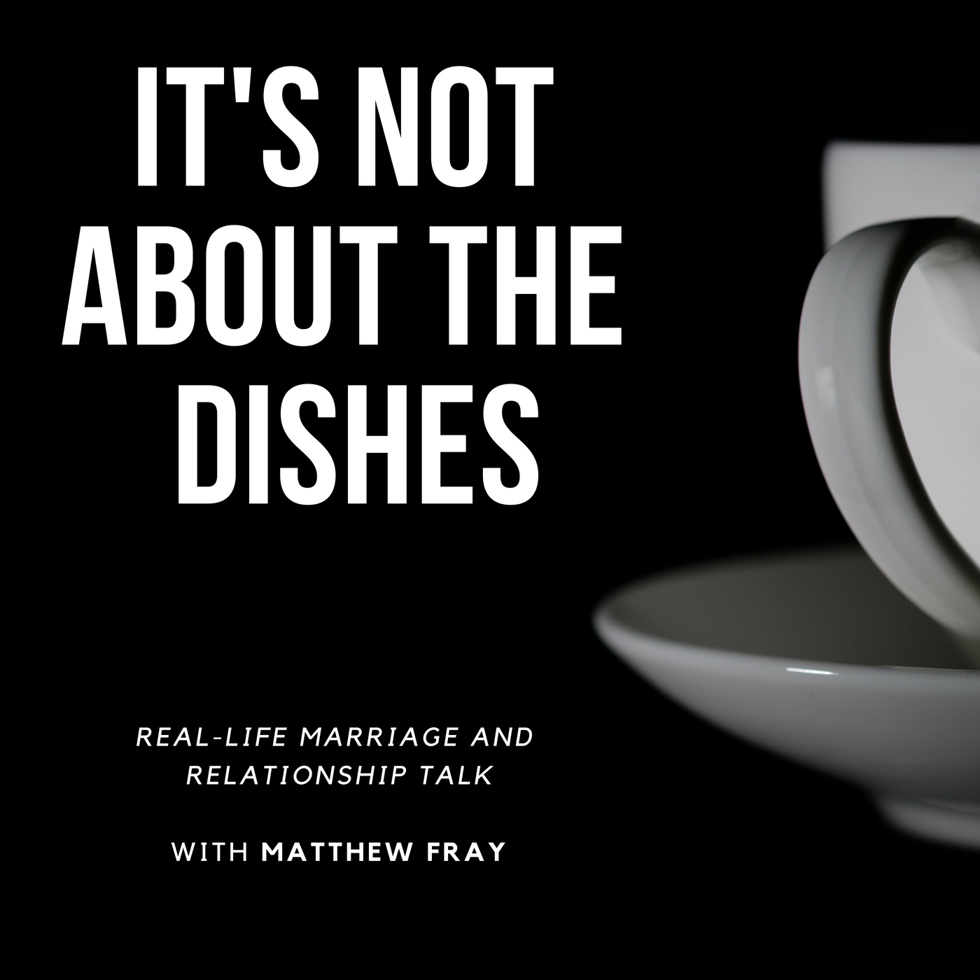 It's Not About the Dishes show art