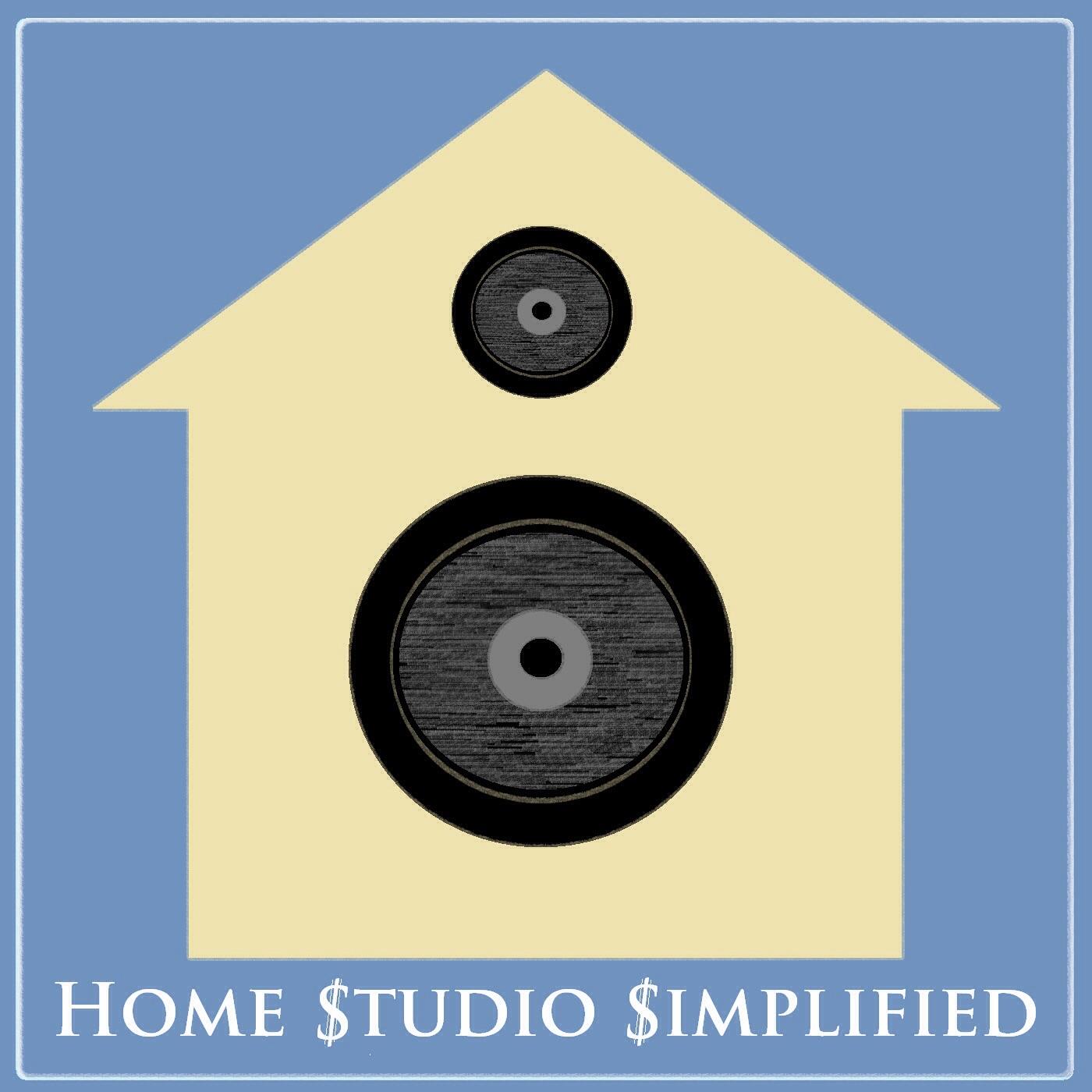 Home Studio Simplified logo