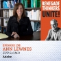 Artwork for 138: Marketing Adobe: How Ann Lewnes Plants Flags and Inspires